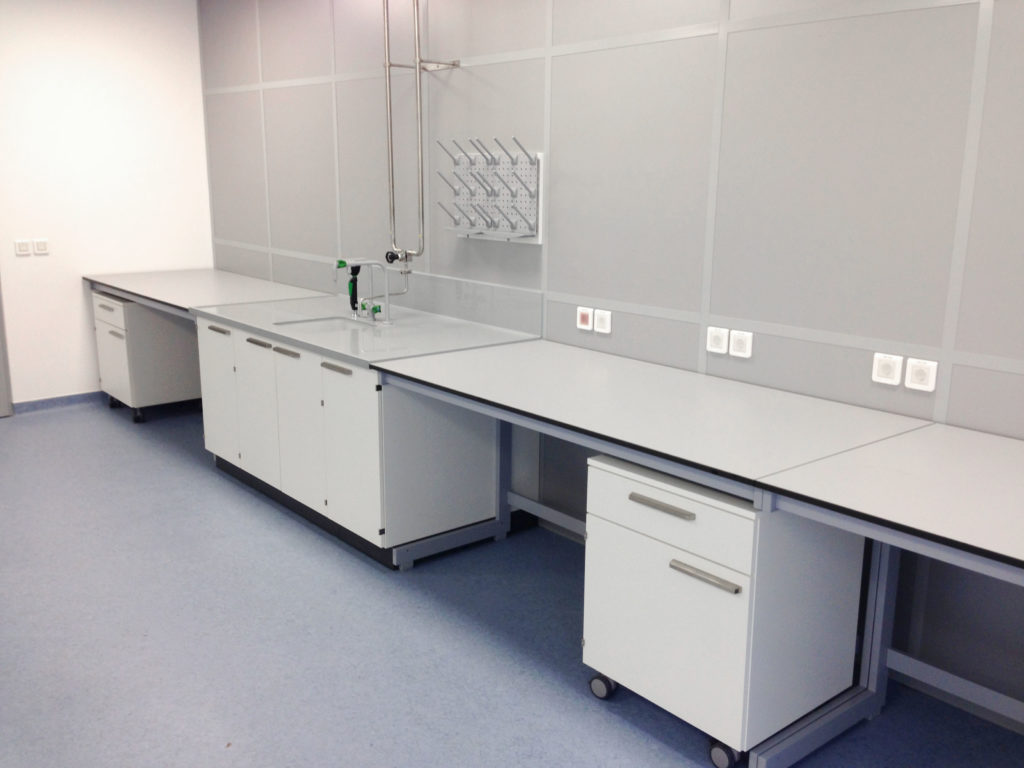 laborator fizico-chimic
