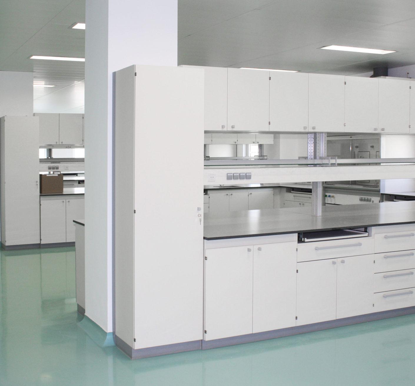 Laborator Productie Farmaceutica